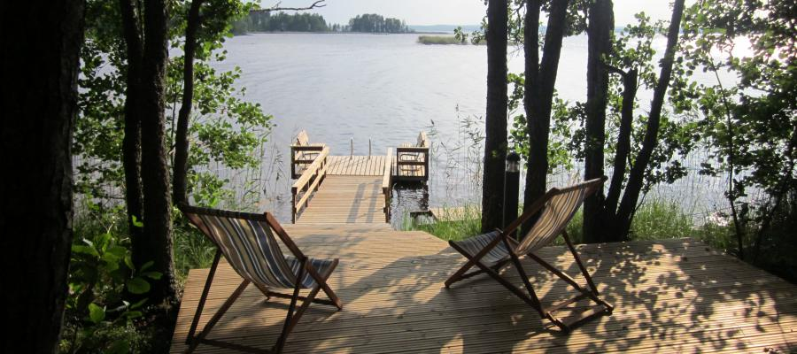 Holiday by the lake - summer weeks now available from 998€