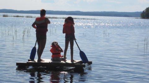 Abenteuer Insel, Freizeitspaß für Kinder und Familien.